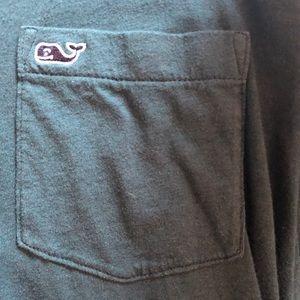 🐳Long sleeve pocket T-shirt by Vineyard Vines